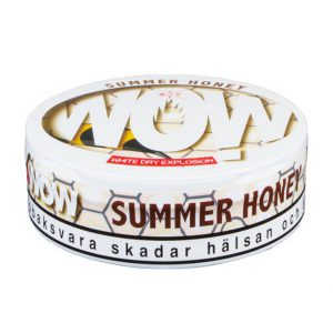 wow sumer honey снюс купить