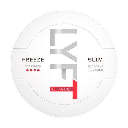 lyft freeze x strong снюс купить