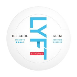 lyft ice cool mint slim