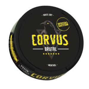 corvus brutal снюс купить
