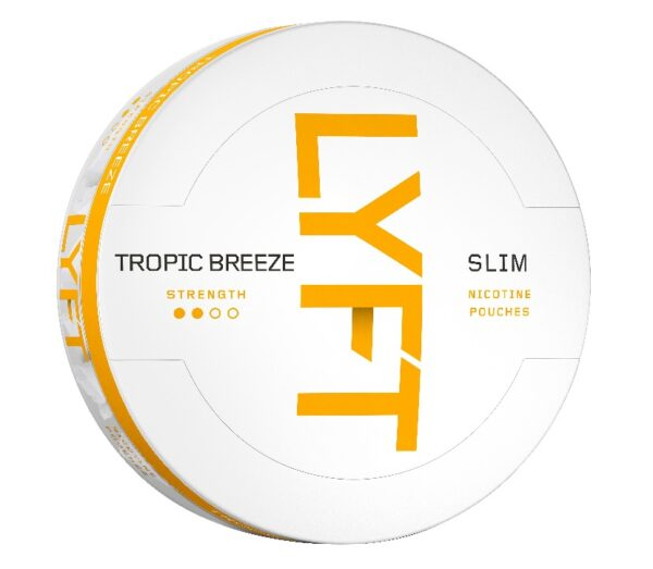 LYFT Tropic Breeze Slim логотип