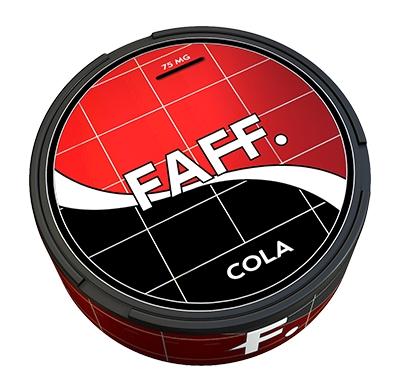 faff cola снюс купить