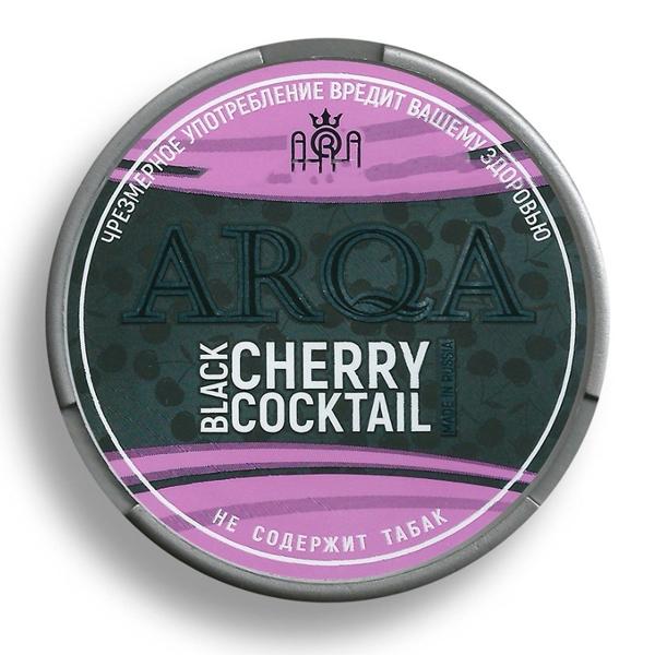 ARQA Cherry Coctail логотип