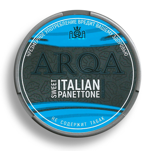 ARQA Italian Panettone логотип