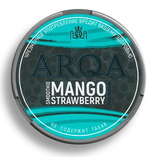 ARQA Mango Strawberry логотип