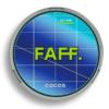 FAFF Raspberry Jingle логотип