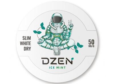DZEN Ice Mint логотип