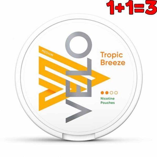 Velo Tropic Breeze логотип