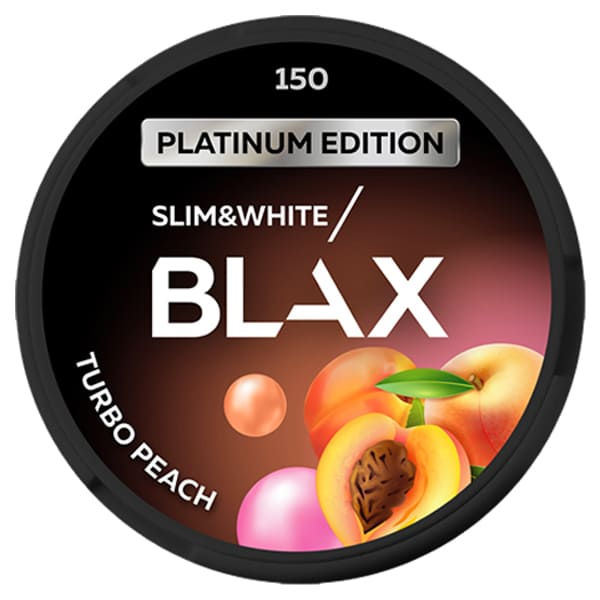 Blax Turbo Peach логотип