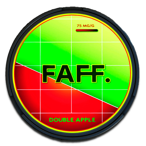 FAFF Double Apple логотип