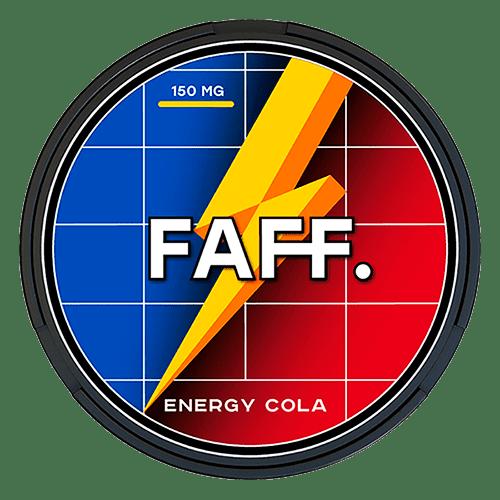FAFF Energy Cola логотип