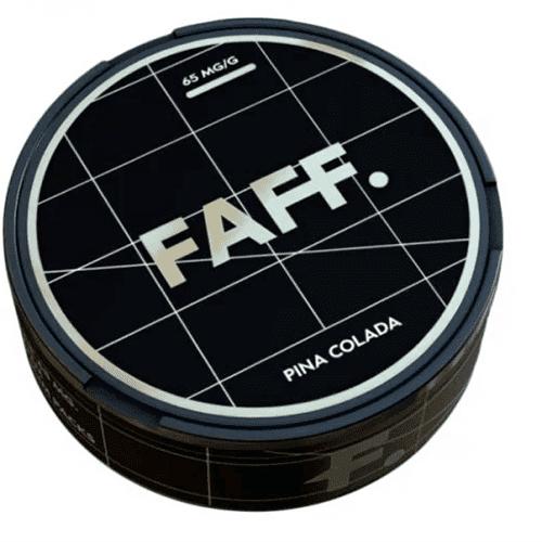 FAFF Pina Colada логотип