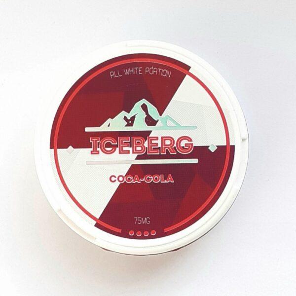 ICEBERG Coca-cola логотип