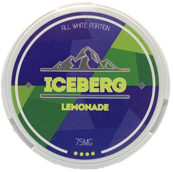 ICEBERG Lemonade логотип