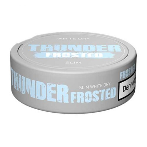 thunder frosted slim wd