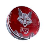 white fox ful charge