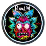 RandM blue mint