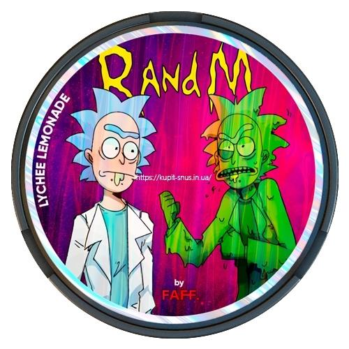 RandM Lychee Lemonade
